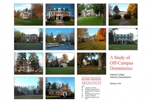 Amherst College - Off-Campus Dormitories