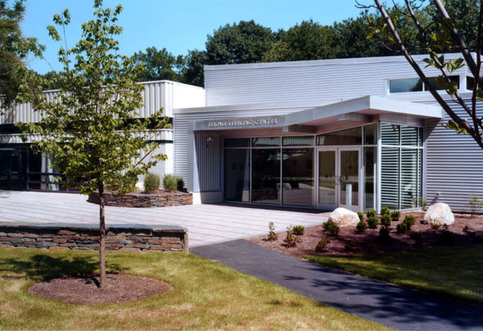 Hampshire College - The Ken Burns Wing